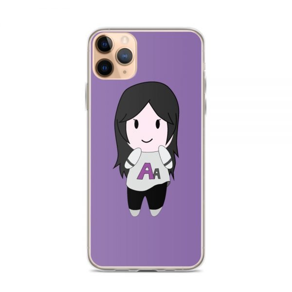 Autumn Asphodel Chibi iPhone Case (11 Pro Max)