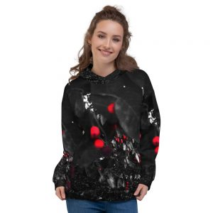 Red Berry Tree Unisex Hoodie